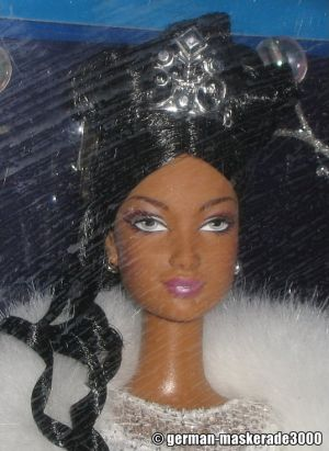 2003 Winter Fantasy - Holiday Visions Barbie AA C0166