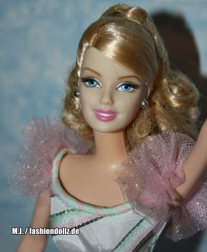 2003 Peppermint Candy Cane Barbie