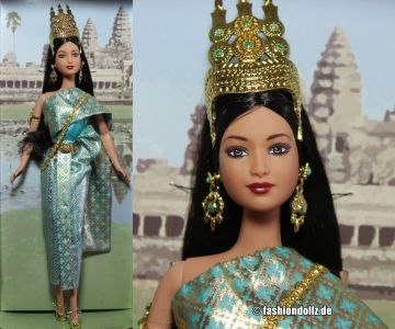2003 The Princess Collection - Princess of Cambodia B3460