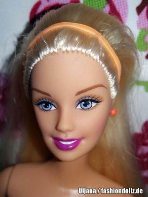 2003 Zig Zag Barbie B0860