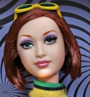 2004 Mod Redux Barbie C6262 Gold Label