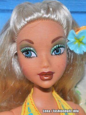 2004 My Scene - Jammin' in Jamaica Barbie C1225
