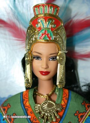 2004 Princess Collection - Princess of Ancient Mexico C2203