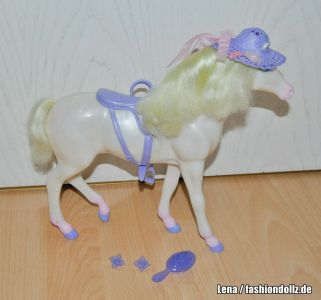 2004 Princess Collection - Tea Party Rapunzel's Horse   Botticelli