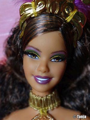 2005 Festivals of the World - Carnaval Barbie #J0927