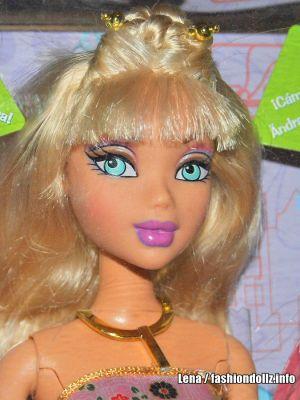2005 My Scene - Swappin Styles Barbie H0998