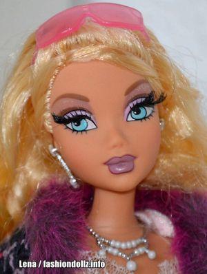 2005 My Scene goes Hollywood / erobert Hollywood Barbie G6129