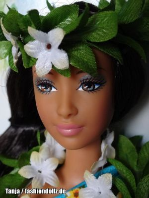 2005  The Princess Collection - Princess of the Pacific Islands #G8056