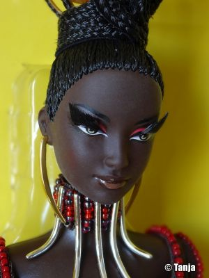 2005 Tano Barbie by Byron Lars G8050 Gold Label