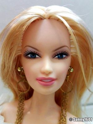 2005 White Chocolate Obsession Barbie J3950