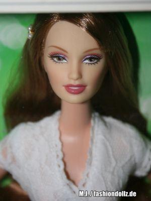 2005 Birthday Wishes Barbie #G8059