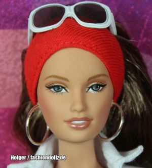 2006 Dale Earnhardt, Jr. Nascar Barbie K7973
