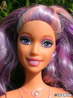 2006 Fairytopia - Glitter Swirl Fairy, purple J0738