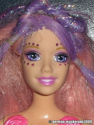 2006 Fairytopia - Mermaidia - Mermaid Shella J0720