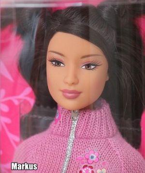 2006 Barbie Fashion Fever Benetton Beijing, Wave T