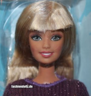 2006 Fashion Fever Hilary Duff Barbie, Wave V, K3777