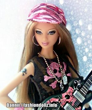 2006 Hard Rock Cafe Barbie K7906
