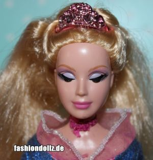 2006 Sleeping Beauty Barbie - Dornrösschen