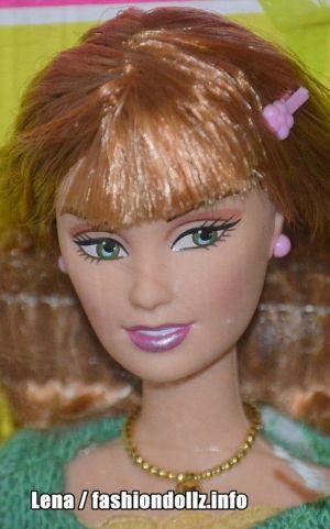2006 The Barbie Diaries H7592