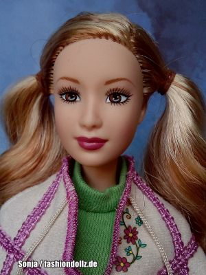 2006 Barbie Fashion Fever Benetton Moscow,  Wave T
