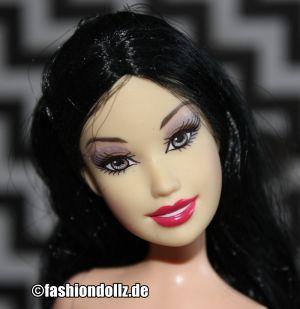 2007 Barbie  as Ballerina Snow White K8050
