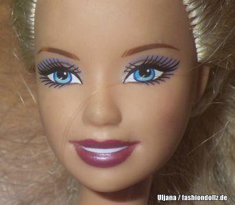 2007 Bedroom Gift Set Barbie L0060