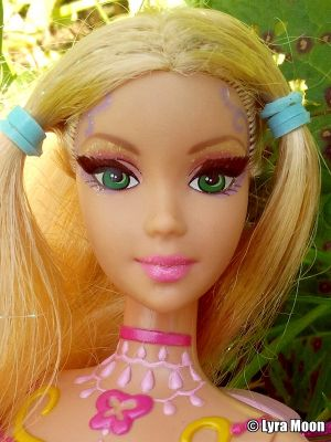 2007 Barbie Fairytopia Bright Lights Fairy Elina L6860
