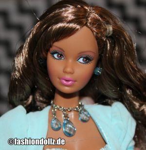 2007 Birthstone Beauties      -  Miss Aquamarine AA - March L7574