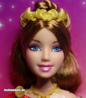 2008 Barbie & the Diamond Castle  -  Melody M0794