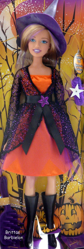 2007 Halloween Charm Barbie J9203 Bild #04