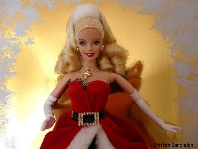 2007 Holiday Barbie Bild #05
