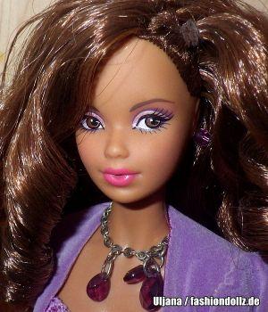 2007 Birthstone Beauties      -  Miss Amethyst AA - February L7573