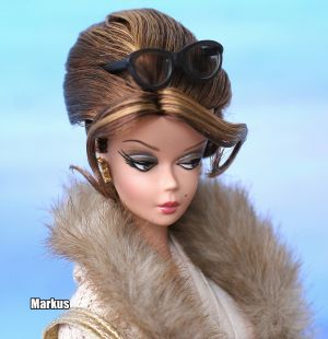 2007 The Interview Barbie K7964