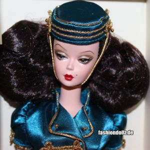2007 The Usherette Barbie K8668