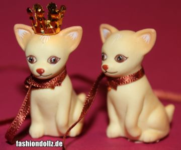 2007 Birthstone Beauties - Miss Topaz - November