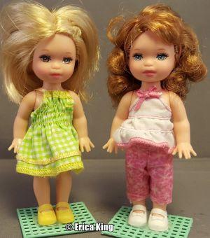 2007 ICB Art Teacher Barbie Kelly Set
