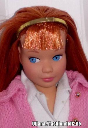 2007 Knitting Pretty Barbie and Skipper Repro Giftset K7967