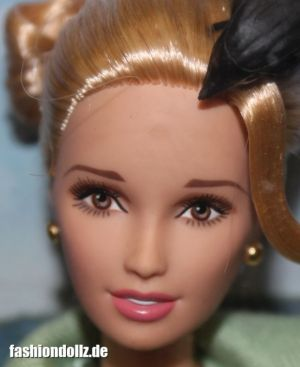 2008 Alfred Hitchcock's The Birds Barbie