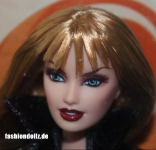 2008 DC Comics - Black Canary Barbie L9640