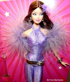 2008 Celebrate Disco Barbie Bild #13