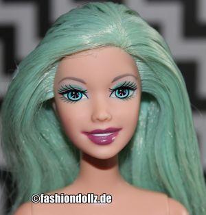 2008 Fairytopia Fairy Doll, green / grün M3361