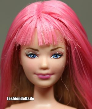 2008 Hannah Montana - Lilly Truscott - Lola 2 in 1 Style N1207