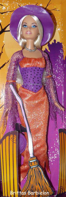 2010 Mattel Barbie Halloween Treat P8277 Bild #04