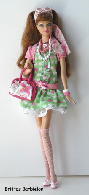 2008 My Melody Barbie M7510 Bild #06