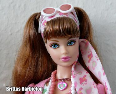 2008 My Melody Barbie M7510