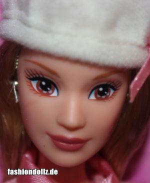 2008 Shanghai Barbie BFC Edition N0769