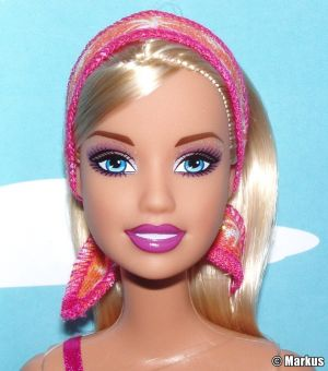 2008 Surf's-Up Beach Barbie