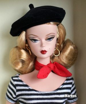 2008 The Artist Barbie M4973