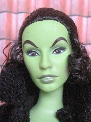 2007 Wicked Witch of the West Elphaba #K8685