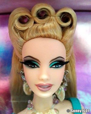 2009 Aphrodite Barbie N5020